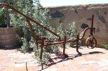 Vintage machinery Samuel's Gorge