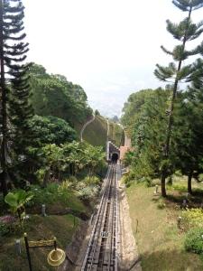 Penang Hill Funicuar