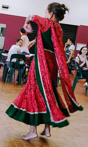 Nepalese Dance