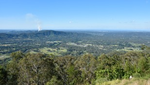 180°C Scenic view from Jollys Lookout
