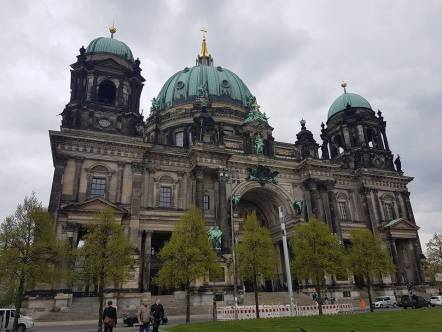 Berlin Cathedral - J Biggins