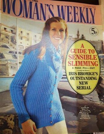 womens weekly 1973